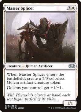 Master Splicer Lorehold Legacies Upgrade Guide Commander 2021 Red White Deck