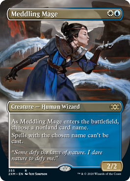 Meddling Mage VIP Booster Contents