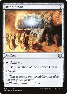 Mind Stone Top 10 Best Mana Rocks for Commander