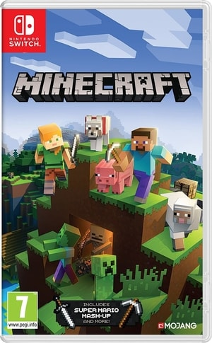 Minecraft Gift Game Nintendo Switch