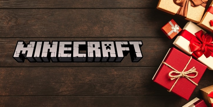 Minecraft Gift Guide for Minecraft Players