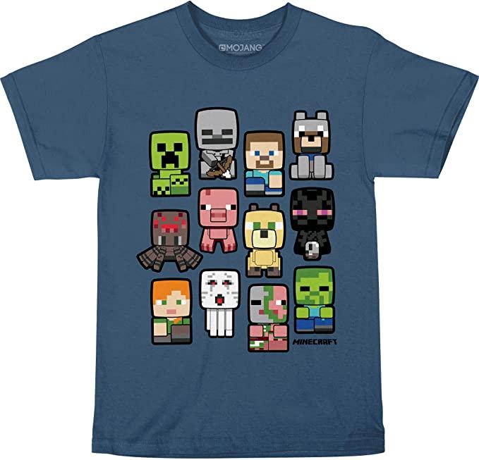 Minecraft Gift Ideas Shirt 2021 2022