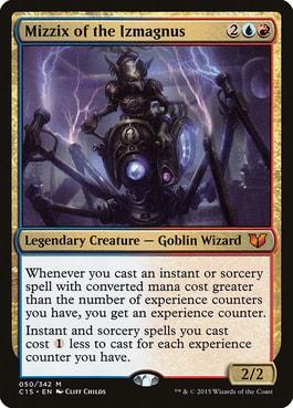 Mizzix of the Izmagnus Best MTG Wizards