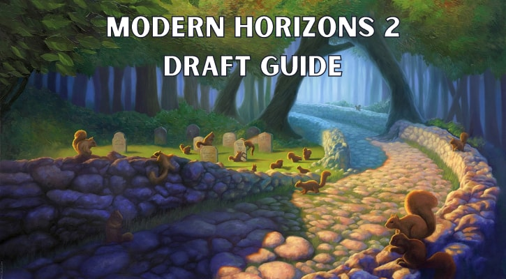 Modern Horizons 2 Draft Guide Banner