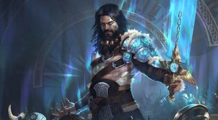 Mono White Halvar God of Battle Decklist