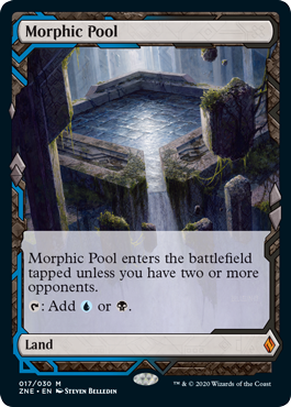 Morphic Pool Box Topper