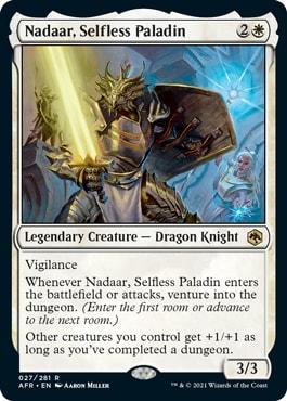 Naddar, Selfless Paladin