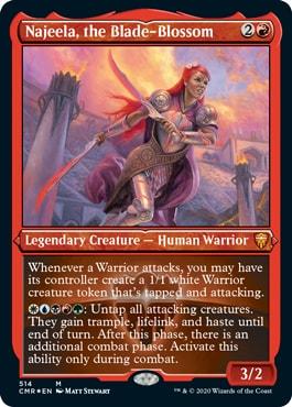 Najeela the Blade-Blossom