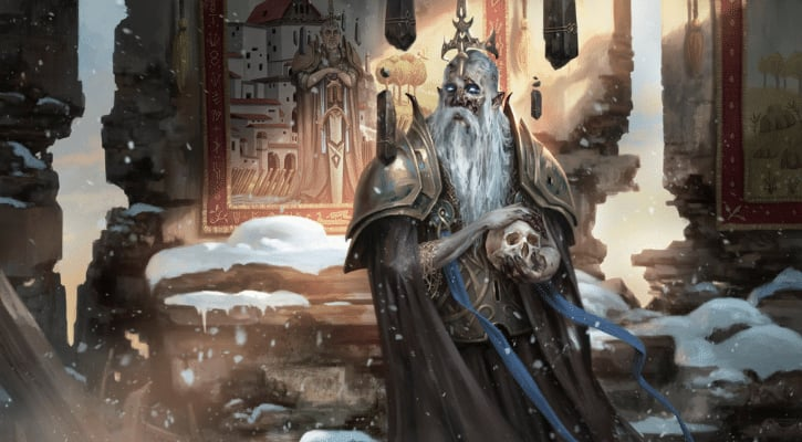 Narfi, Betrayer King Snow Zombie Tribal Standard Decklist