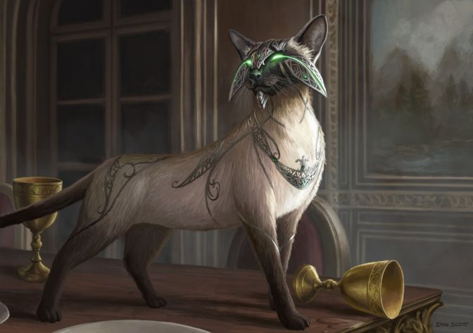 Naya Cats Decklist Feline Sovereign