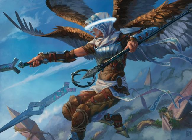 New Angel Zendikar Rising Spoilers