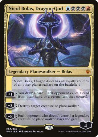 Nicol Bolas Dragon God