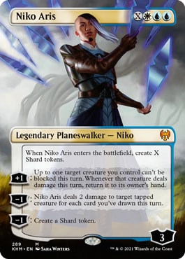 Niko Aris Alternate Art