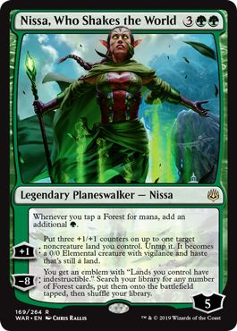 Nissa-Who-Shakes-the-World-Simic-Flash-Deck-Guide