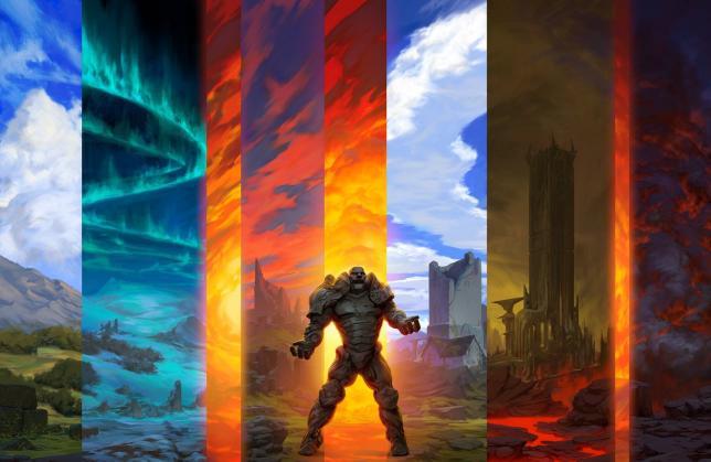 Lord Windgrace Upgrade Ideas - Commander 2018 - Card Game Base