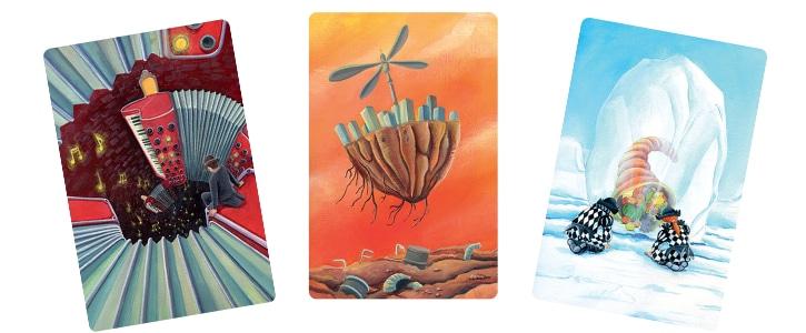 Odyssey Cards
