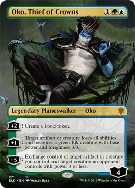 Oko Thief of Crowns Alternate Which Collector Booster Box is Best MTG
