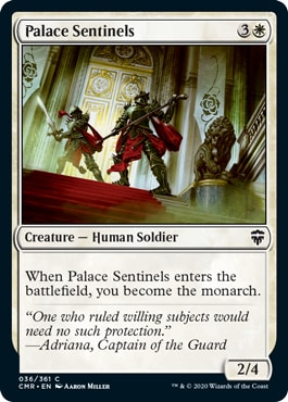 Palace Sentinels