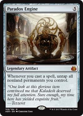 Paradox Engine