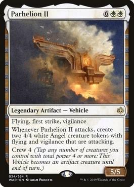 Parhelion II Lorehold Legacies Upgrade Guide