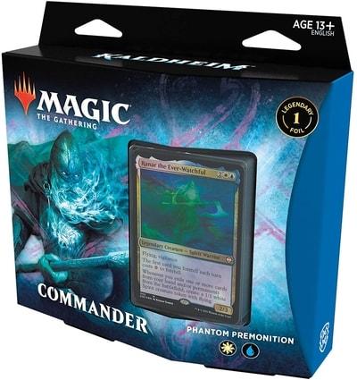Phantom Premonition Kaldheim Commander Precon Deck