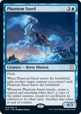 Phantom Steed Dungeons of Death Decklist