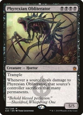Phyrexian Obliterator Dungeons of Death Upgrade Guide