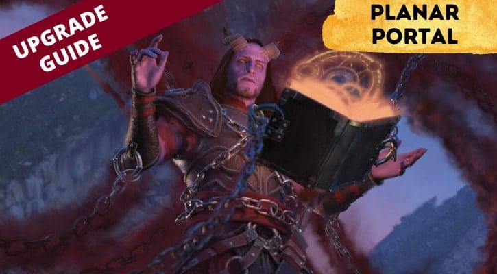 Planar Portal Upgrade Guide Banner