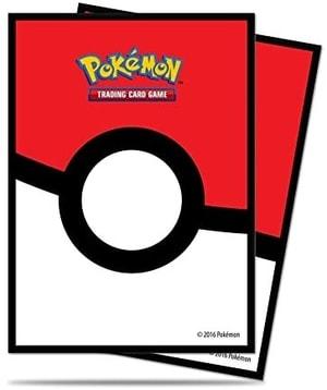Pokeball Best Pokemon Card Sleeves