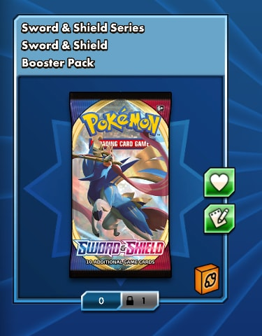 Pokemon Online Card Booster