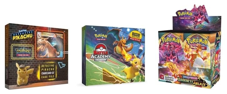 Pokemon TCG Trading Card Game Gift Guide Banner