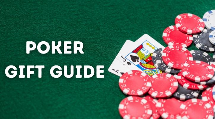Poker Gift Guide Banner