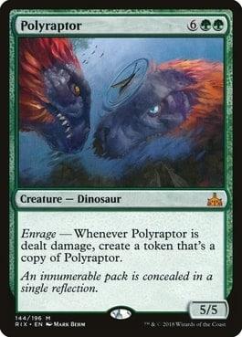 Polyraptor Draconic Rage Upgrade Guide