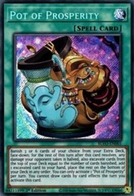 Pot of Prosperity Blazing Vortex