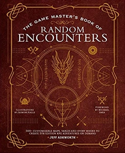 Random Encounters Gift Idea for Dungeons and Dragons Player DND