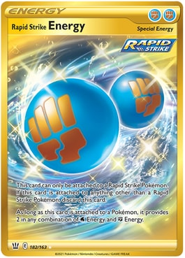 Rapid Strike Energy Best Pokemon Booster Box to Buy Battle Styles