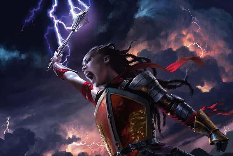 Stormfist Crusader Scourge