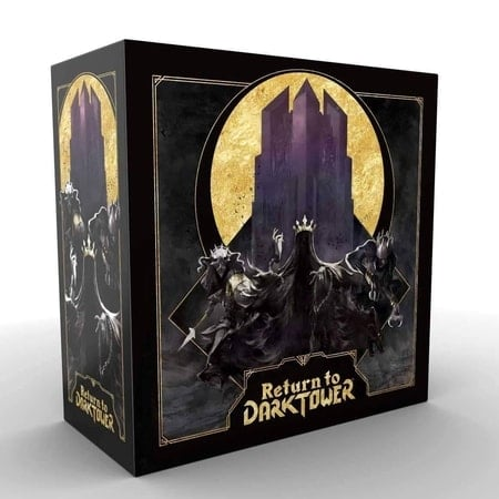 Return to Dark Tower Board Games Like DND