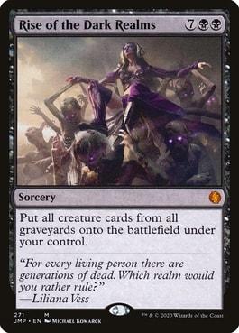 Rise of the Dark Realms MTG