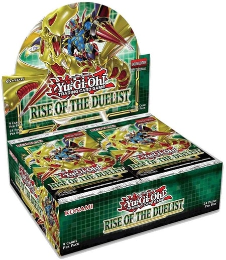 Rise of the Duelist Best Yu-Gi-Oh Booster Box Invest