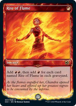 Rite of Flame Chandra Spellbook