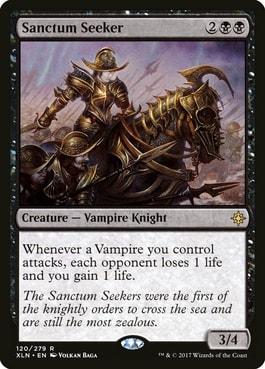 Sanctum Seeker Best MTG Vampires