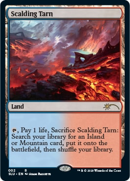 Scalding Tarn Fetch Lands