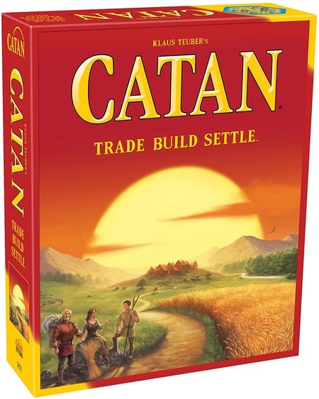 Settlers of Catan Base Set Game