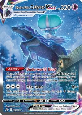 Shadow Rider Calyrex VMAX