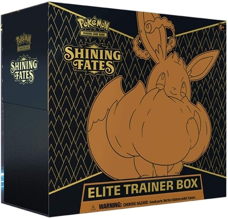 Shining Fates Best Elite Trainer Box to Buy Pokemon TCG