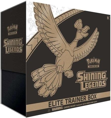 Shining Legends Which Pokemon Elite Trainer Box is Best