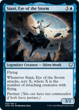 Siani Eye of the Storm