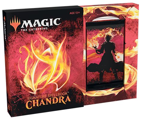 Signature Spellbook Chandra Packaging