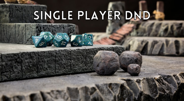 Single Player DND Guide Banner
